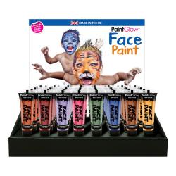 PaintGlow Pro Ansiktsfärg - Grön