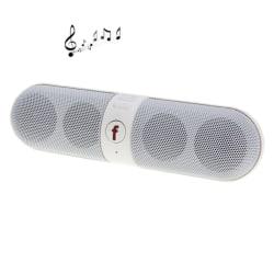 Pill Bluetooth-högtalare - Vit Vit