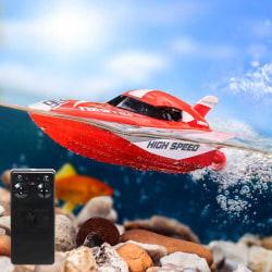 Radiostyrd Racing Båt / RC Motorbåt - Speedboat