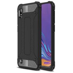 Samsung Galaxy A10 - Skal / Mobilskal Tough - Svart Svart