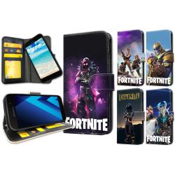 Samsung Galaxy A3 (2017) - Fortnite Mobilfodral / Mobilskal 5