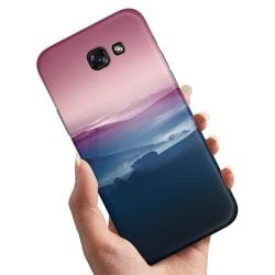 Samsung Galaxy A3 (2017) - Skal / Mobilskal Färgrika Dalar