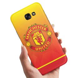 Samsung Galaxy A3 (2017) - Skal / Mobilskal Manchester United