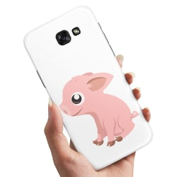 Samsung Galaxy A3 (2017) - Skal / Mobilskal Minigris