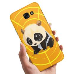 Samsung Galaxy A3 (2017) - Skal / Mobilskal Panda
