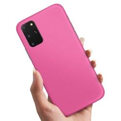 Samsung Galaxy A41 - Skal / Mobilskal Magenta Rosa
