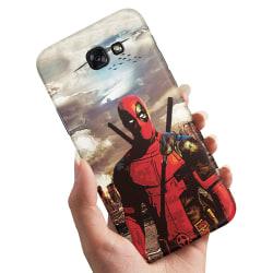 Samsung Galaxy A5 (2017) - Skal / Mobilskal Deadpool