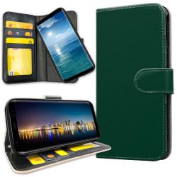 Samsung Galaxy A50 - Mobilfodral Mörkgrön