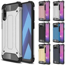 Samsung Galaxy A50 - Skal / Mobilskal Tough - Flera färger Svart
