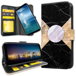 Samsung Galaxy A8 (2018) - Mobilfodral Marmor