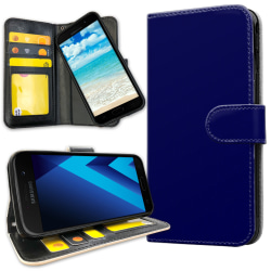 Samsung Galaxy J3 (2016) - Mobilfodral Mörkblå darkblue