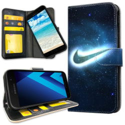 Samsung Galaxy J3 (2016) - Mobilfodral Nike Yttre Rymd
