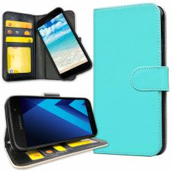 Samsung Galaxy J3 (2016) - Mobilfodral Turkos Turkos