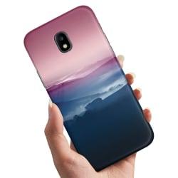 Samsung Galaxy J3 (2017) - Skal / Mobilskal Färgrika Dalar