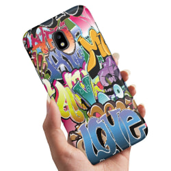 Samsung Galaxy J3 (2017) - Skal / Mobilskal Graffiti