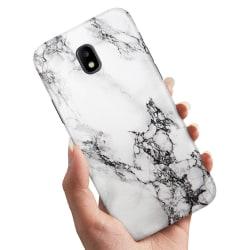 Samsung Galaxy J3 (2017) - Skal / Mobilskal Marmor