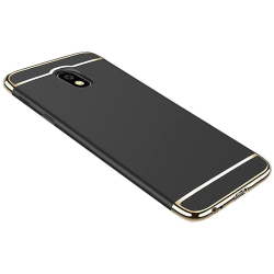 Samsung Galaxy J3 (2017) - Skal / Mobilskal Tunt - Svart Svart
