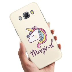 Samsung Galaxy J5 (2016) - Skal / Mobilskal Magisk Ponny / Unico