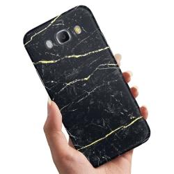 Samsung Galaxy J5 (2016) - Skal / Mobilskal Marmor