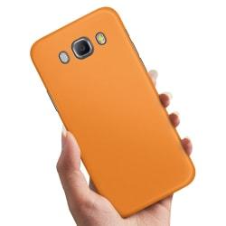 Samsung Galaxy J5 (2016) - Skal / Mobilskal Orange