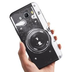 Samsung Galaxy J5 (2016) - Skal / Mobilskal Retro Kamera