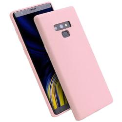 Samsung Galaxy Note 9 - Skal / Mobilskal Lätt & Tunt - Ljusrosa Ljusrosa