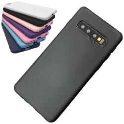 Samsung Galaxy S10 - Skal / Mobilskal Lätt & Tunt - Flera färger Svart