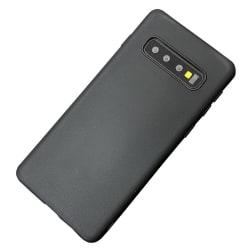 Samsung Galaxy S10 - Skal / Mobilskal Lätt & Tunt - Svart Svart