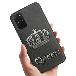 Samsung Galaxy S20 Plus - Skal / Mobilskal Queen