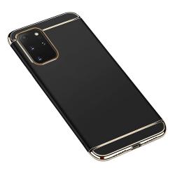 Samsung Galaxy S20 Plus - Skal / Mobilskal Tunt - Svart Svart