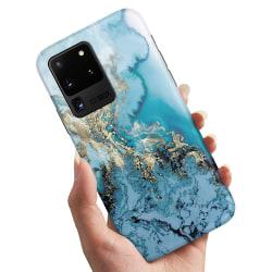 Samsung Galaxy S20 Ultra - Skal / Mobilskal Konstmönster