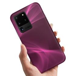 Samsung Galaxy S20 Ultra - Skal / Mobilskal Purple Fog