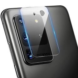Samsung Galaxy S20 Ultra - Skärmskydd Kamera/Skyddsglas - Härdat