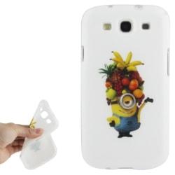 Samsung Galaxy S3 - TPU Minions Skal / Mobilskal Chiquita