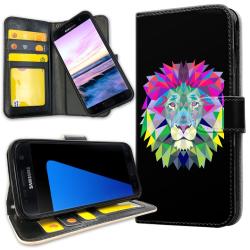 Samsung Galaxy S5 - Mobilfodral Lejon