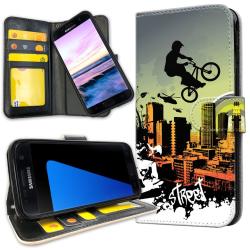 Samsung Galaxy S5 - Mobilfodral Street BMX