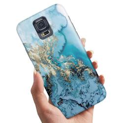 Samsung Galaxy S5 - Skal / Mobilskal Konstmönster