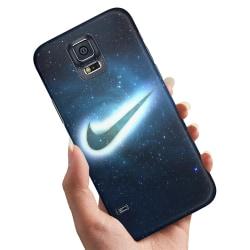 Samsung Galaxy S5 - Skal / Mobilskal Nike Yttre Rymd