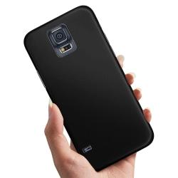 Samsung Galaxy S5 - Skal / Mobilskal Svart