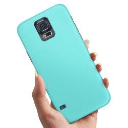 Samsung Galaxy S5 - Skal / Mobilskal Turkos