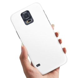 Samsung Galaxy S5 - Skal / Mobilskal Vit