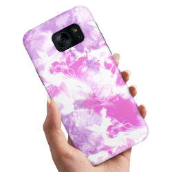 Samsung Galaxy S6 - Skal / Mobilskal Marmor
