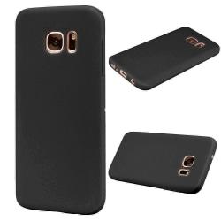 Samsung Galaxy S7 Edge - Skal / Mobilskal Lätt & Tunt - Svart Svart
