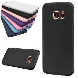 Samsung Galaxy S7 - Skal / Mobilskal Lätt & Tunt - Flera färger Svart