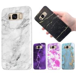 Samsung Galaxy S8 - Marmor Skal / Mobilskal - Över 60 Motiv 21