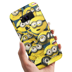 Samsung Galaxy S8 Plus - Skal / Mobilskal Minions