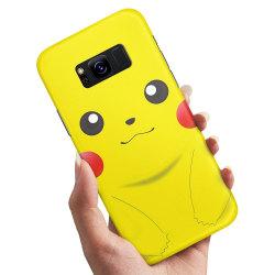 Samsung Galaxy S8 Plus - Skal / Mobilskal Pikachu / Pokemon
