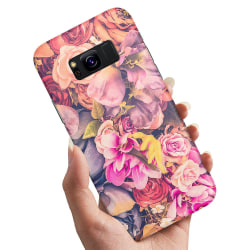 Samsung Galaxy S8 Plus - Skal / Mobilskal Roses
