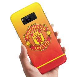Samsung Galaxy S8 - Skal / Mobilskal Manchester United