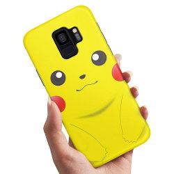 Samsung Galaxy S9 - Skal / Mobilskal Pikachu / Pokemon